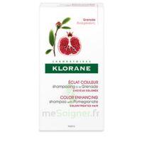 Klorane Grenade Shampooing Cheveux Colorés 200ml