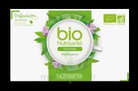 Nutrisanté Infusions Bio Tisane Verveine 20 Sachets à SEYNOD