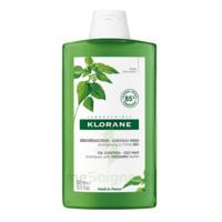 Klorane Ortie Shampooing Séboréducteur Cheveux Gras 400ml à SEYNOD