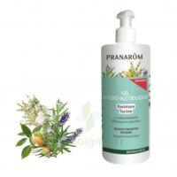 Aromaforce Gel Hydroalcoolique Ravintsara Tea Tree Fl/500ml à SEYNOD