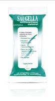 Saugella Antiseptique Lingette Hygiène Intime Paquet/15 à SEYNOD