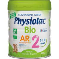 Physiolac Bio Ar 2 à SEYNOD
