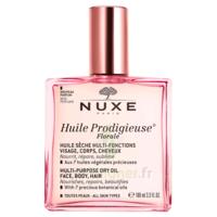 Huile prodigieuse® Florale - huile sèche multi-fonctions visage, corps, cheveux100ml à SEYNOD