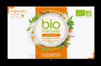 Nutrisanté Infusions Bio Tisane Digestion 20 Sachets à SEYNOD