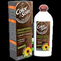 COLOR&SOIN Shampooing cheveux colorés foncés Fl/250ml à SEYNOD