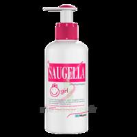 Saugella Girl Savon Liquide Hygiène Intime Fl Pompe/200ml à SEYNOD