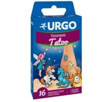 Urgo Pansement Protecteur Tatoo B/16 à SEYNOD