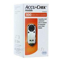 Accu-chek Mobile Cassettes B/2 X 50 à SEYNOD