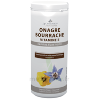 3 CHENES Onagre Bourrache Vitamine E Caps B/150 à SEYNOD