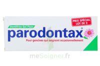 Parodontax Dentifrice Gel Fluor 75ml X2 à SEYNOD
