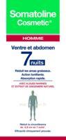 Somatoline Cosmetic Ventre Et Abdomen 7 Nuits Homme 150ml à SEYNOD
