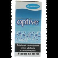 OPTIVE, fl 10 ml à SEYNOD