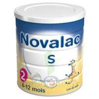 Novalac S 2 Lait En Poudre Satiétant 2ème âge B/800g à SEYNOD