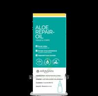 Aragan Aloé Repair-Oil Huile Concentration x 2*Fl/50ml à SEYNOD