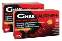 Gmax-taurine+ Solution Buvable 2b/30 Ampoules/2ml à SEYNOD