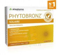 Phytobronz Solaire Caps Tous Types De Peaux 2b/30 à SEYNOD