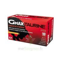 Gmax-Taurine+ Solution buvable 30 Ampoules/2ml à SEYNOD