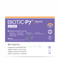 Aragan Biotic P7 Adulte Poudre 10 Sticks à SEYNOD