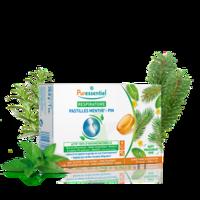 Puressentiel Respiratoire Pastilles Respiratoire Gorge Menthe-Pin - 18 pastilles à SEYNOD