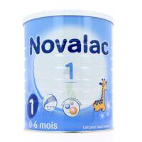 NOVALAC 1 Lait en poudre 1er âge B /800g à SEYNOD