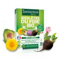 Santarome Bio Gélules Bien-être Du Foie B/30 à SEYNOD