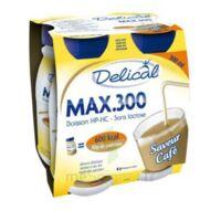 DELICAL MAX 300 SANS LACTOSE, 300 ml x 4