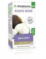 Arkogélules Radis Noir Bio Gélules Fl/40 à SEYNOD