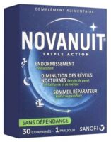 Novanuit Triple Action B/30 à SEYNOD