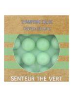 Valdispharm Shampooing Solide Thé Vert Cheveux Délicats B/55g à SEYNOD