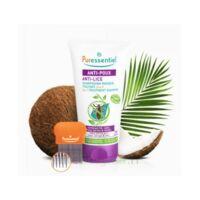 Puressentiel Anti-poux Shampooing masque traitant 2 en 1 Anti-Poux avec peigne - 150 ml à SEYNOD