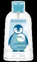 Abcderm H2o Solution Sans Rinçage Nettoyante Bébé Fl Pompe/1l à SEYNOD