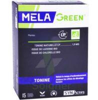Synactifs Melagreen  Bio Gélules B/15 à SEYNOD