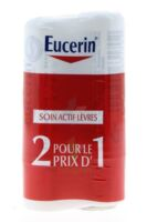 LIP ACTIV SOIN ACTIF LEVRES EUCERIN 4,8G x2 à SEYNOD