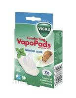 VICKS COMFORTING VAPOPADS, bt 7
