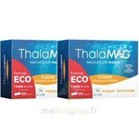 THALAMAG FORME PHYSIQUE & MENTALE Magnésium Marin Fer Vitamine B9 Gélules 2B/60 à SEYNOD