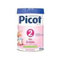 Picot Standard 2 Lait En Poudre B/800g à SEYNOD
