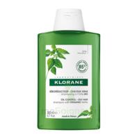 Klorane Ortie Shampooing Séboréducteur Cheveux Gras 200ml à SEYNOD