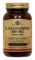 Solgar L-glutamine 500mg, 50 Gel Veg à SEYNOD