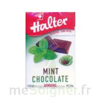 HALTER BONBONS SANS SUCRES menthe chocolat à SEYNOD