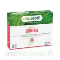 Olioseptil Bronches 15 Gélules à SEYNOD