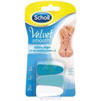 Scholl Velvet Smooth Ongles Sublimes Kit De Remplacement à SEYNOD