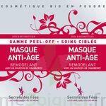 Secrets Des Fées Masque Anti-age Remodelant Peel-off à SEYNOD