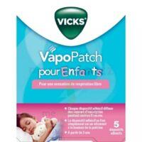 VICKS VAPOPATCH ENFANTS à SEYNOD