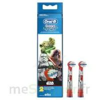 Oral-b Stages Power Star Wars 2 Brossettes à SEYNOD