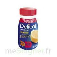 Delical Boisson Hp Hc Concentree Nutriment Vanille 4bouteilles/200ml à SEYNOD