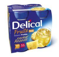 DELICAL BOISSON FRUITEE Nutriment ananas 4Bouteilles/200ml à SEYNOD