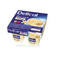 DELICAL RIZ AU LAIT Nutriment vanille 4Pots/200g à SEYNOD