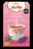 Yogi Tea Equilibre Feminin à SEYNOD