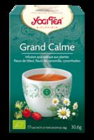 Yogi Tea Tisane Ayurvédique Grand Calme Bio 17 Sachets/1,8g à SEYNOD