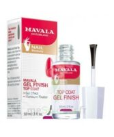 MAVALA V ongles top coat gel finish Fl/10ml à SEYNOD